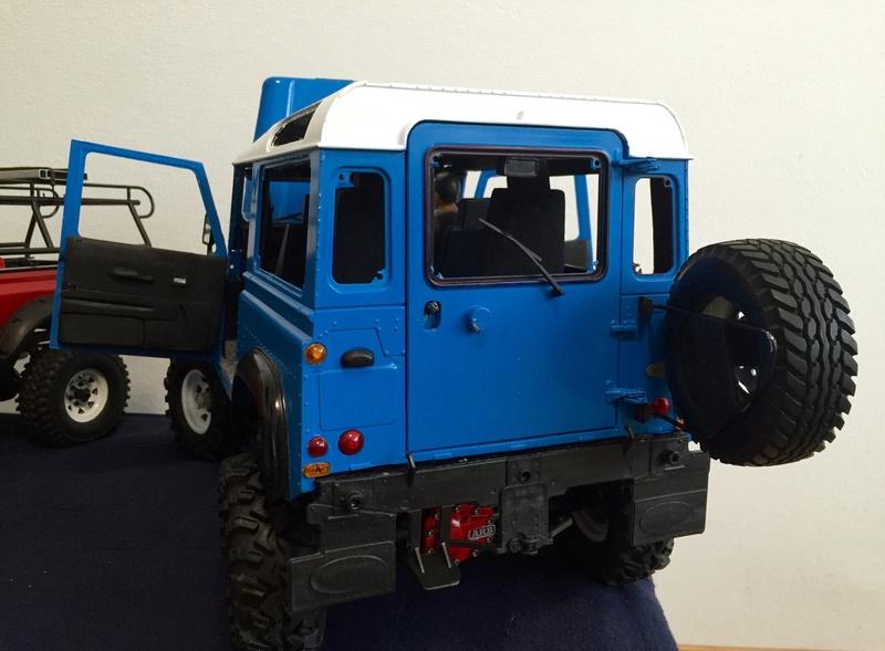 Land rover d90 personnalisé realistic (project) 01ba9e11