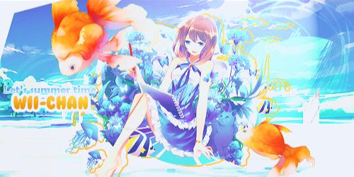 [Cerise+] Tuto Summer time ! [Photoshop CC] Wiicha10