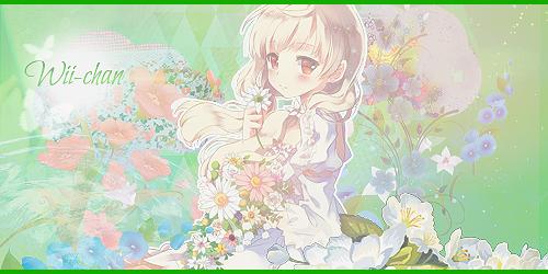 "[Facile-Moyen] Tutoriel ""Queen of Flowers"" Wiicha11"