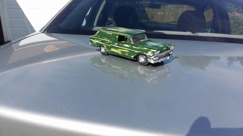 58 impala resine 13880110