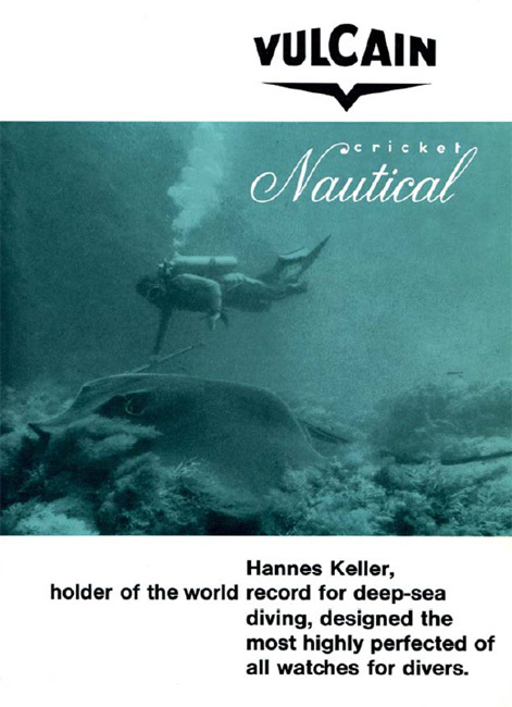 Revue de la Vulcain Nautical - Réedition 1er série 26165510