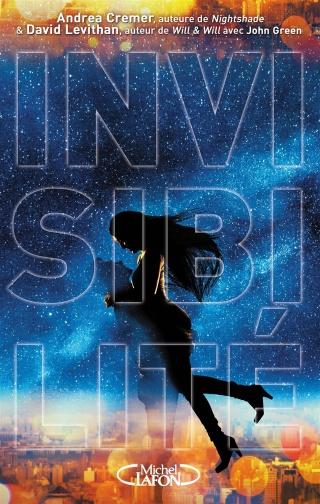 Invisibilité d'Andrea Cremer et David Levithan 91vbth10