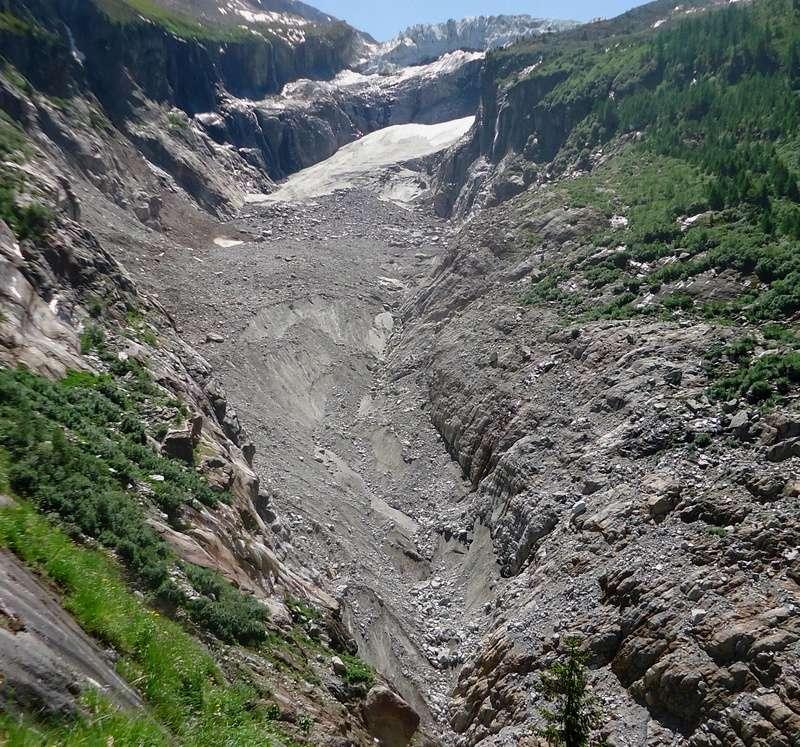 Le glacier d'Argentière - Page 4 201510