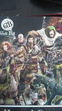 Présentation du jeu Guild Ball 13444510