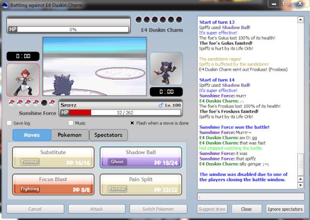 Pokemon Brackets Now Up! Round 3! Battle11
