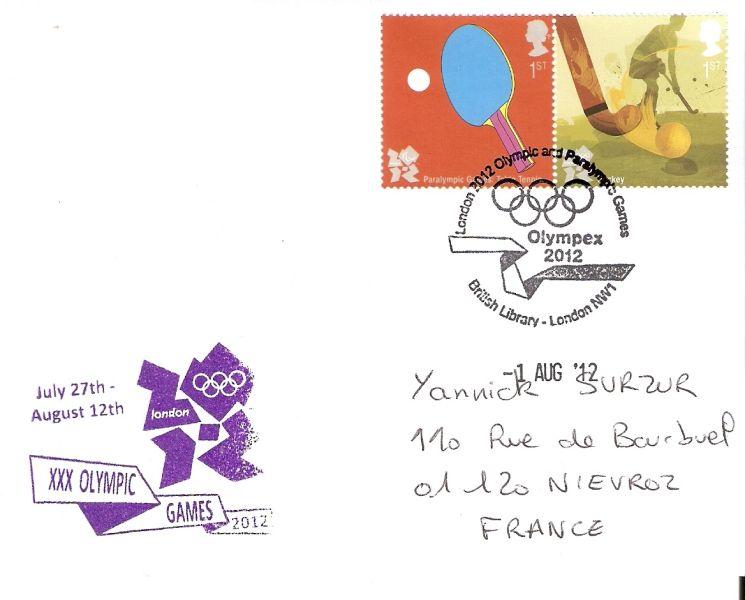 Londres 2012 - Blog Olympique... - Page 4 Numari14