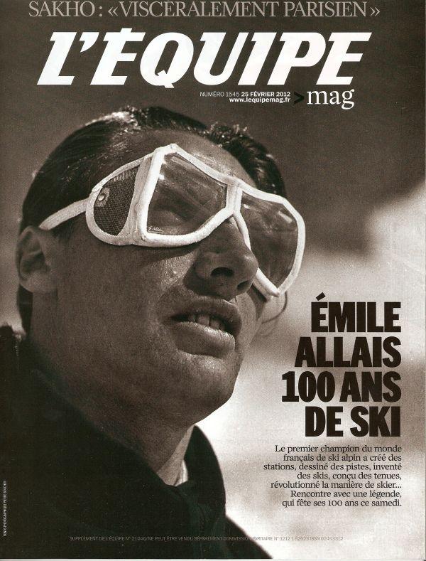 EMILE ALLAIS (1912 -2012) Numeri10
