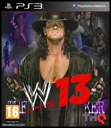 Vos jaquettes WWE'13 410