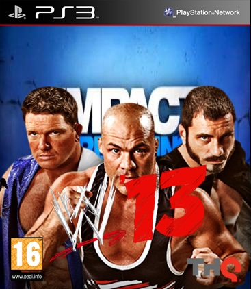 Vos jaquettes WWE'13 58010610