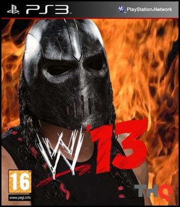Vos jaquettes WWE'13 Enfer11