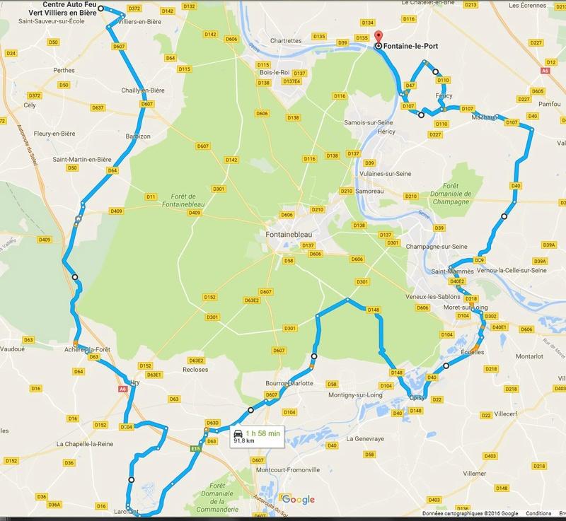 [SORTIE] Sortie Ile de France - 31 Juillet 2016 - Page 3 Parcou12