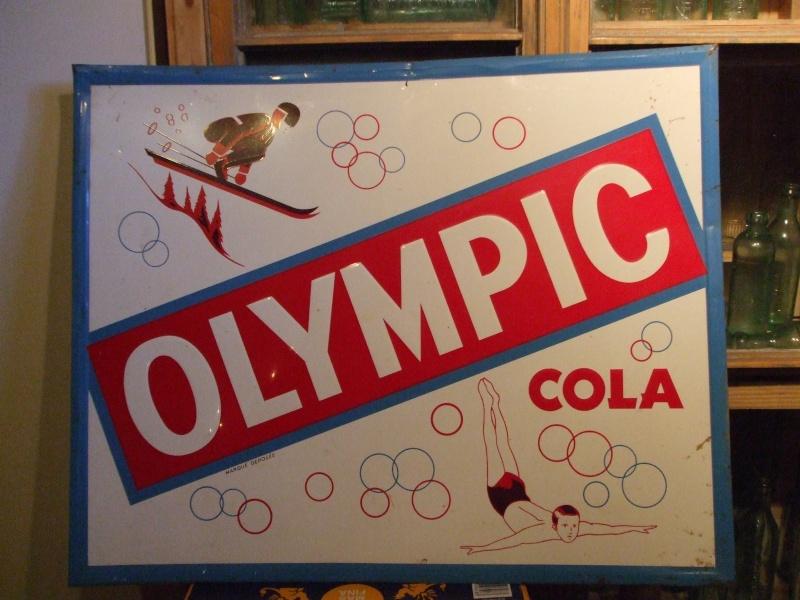 Pancarte Olympic cola Dscf1737