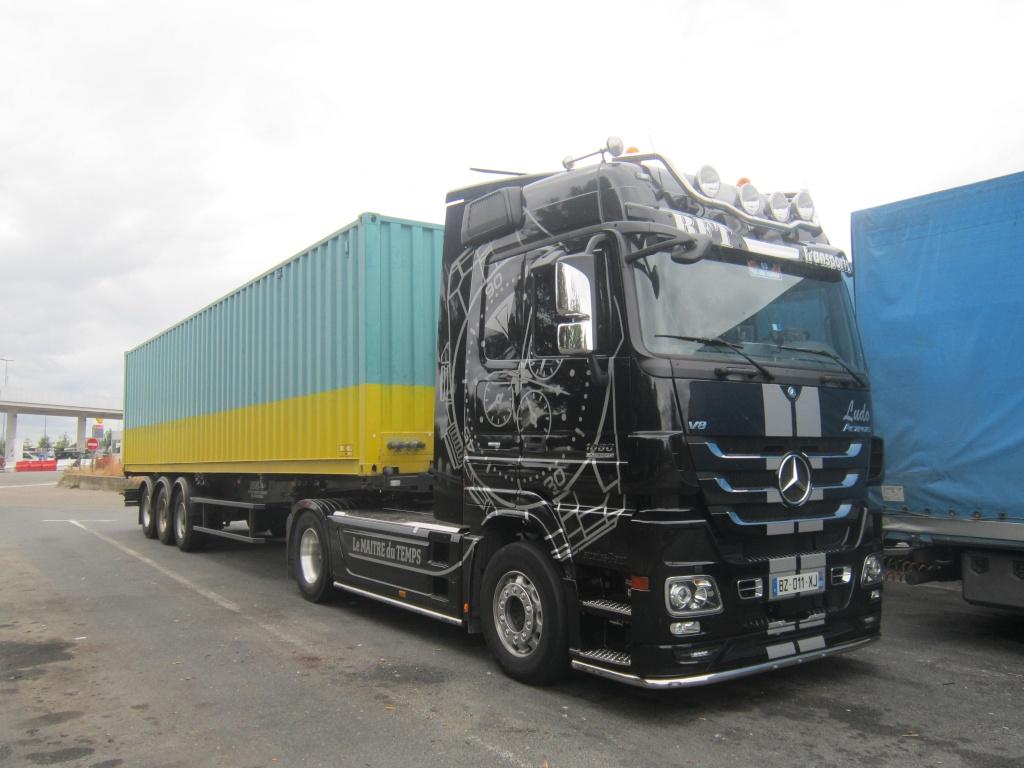 BFT (Billaud Folleas Transports) (Lyon) (69) Merced73