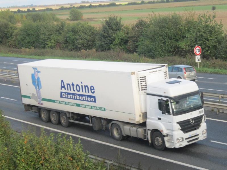 Antoine Distribution (Cholet, 49) Merced98