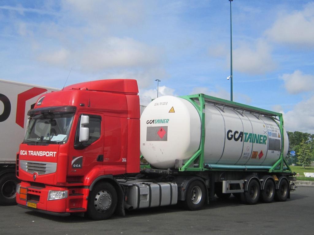 GCA Transport (Groupe Charles André)(Moerdijk) Renaul21