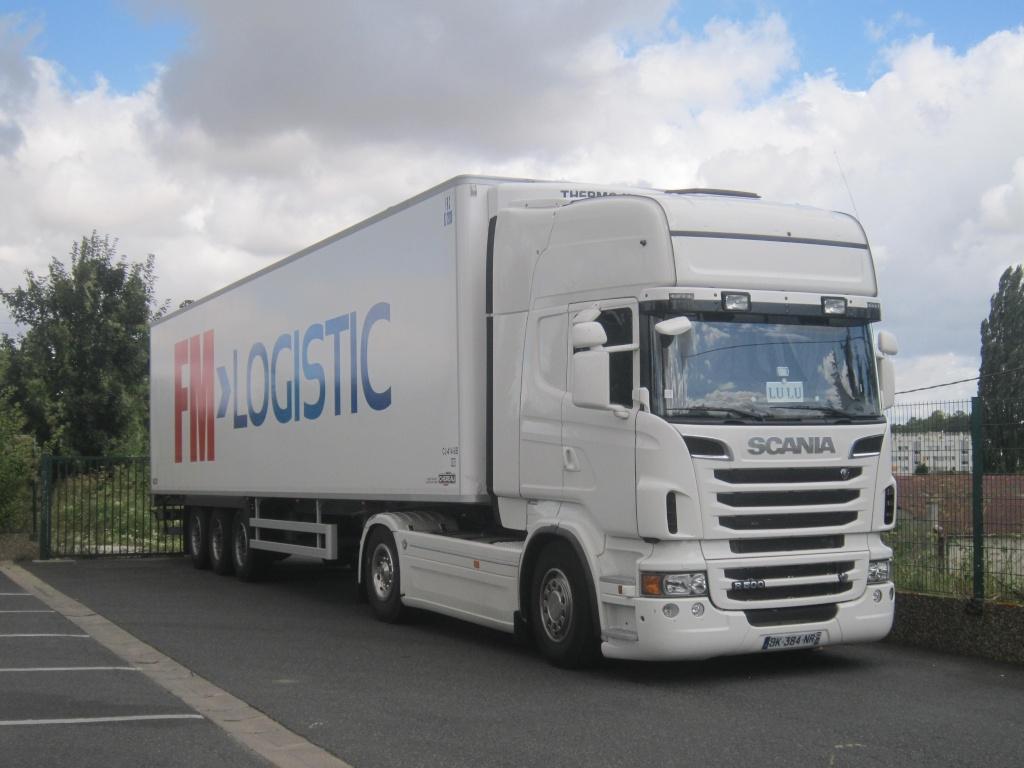 FM Logistic (Faure et Machet Logistic)(Phalsbourg, 57) - Page 2 Scania28