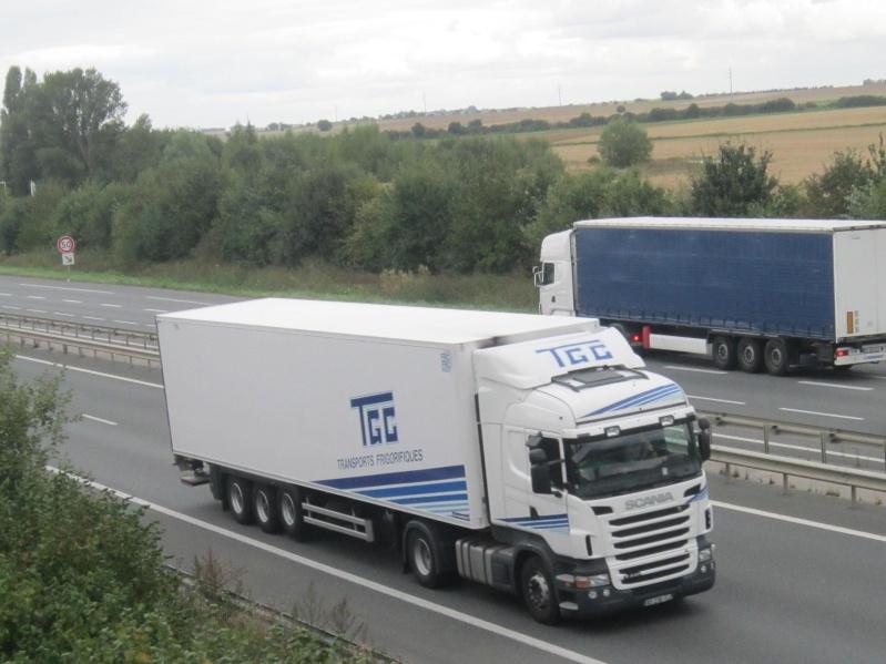 TGC  Transport Georges Chenaux.(Attignat 01) (groupe Le Calvez) - Page 2 Scania72