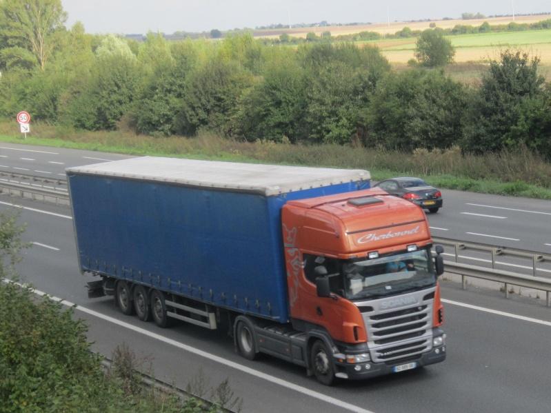 Cherbonnel (Parigny, 50)(groupe Chatel) Scania87
