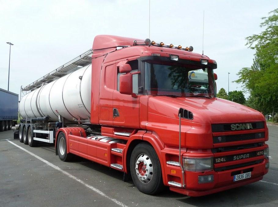 Scania série T (cabine a capot) - Page 6 Scania95