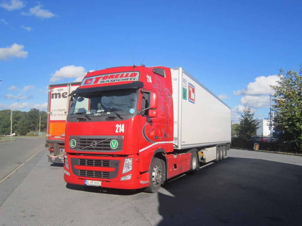 Torello Trasporti (Montoro Inferiore) - Page 2 Volvo107