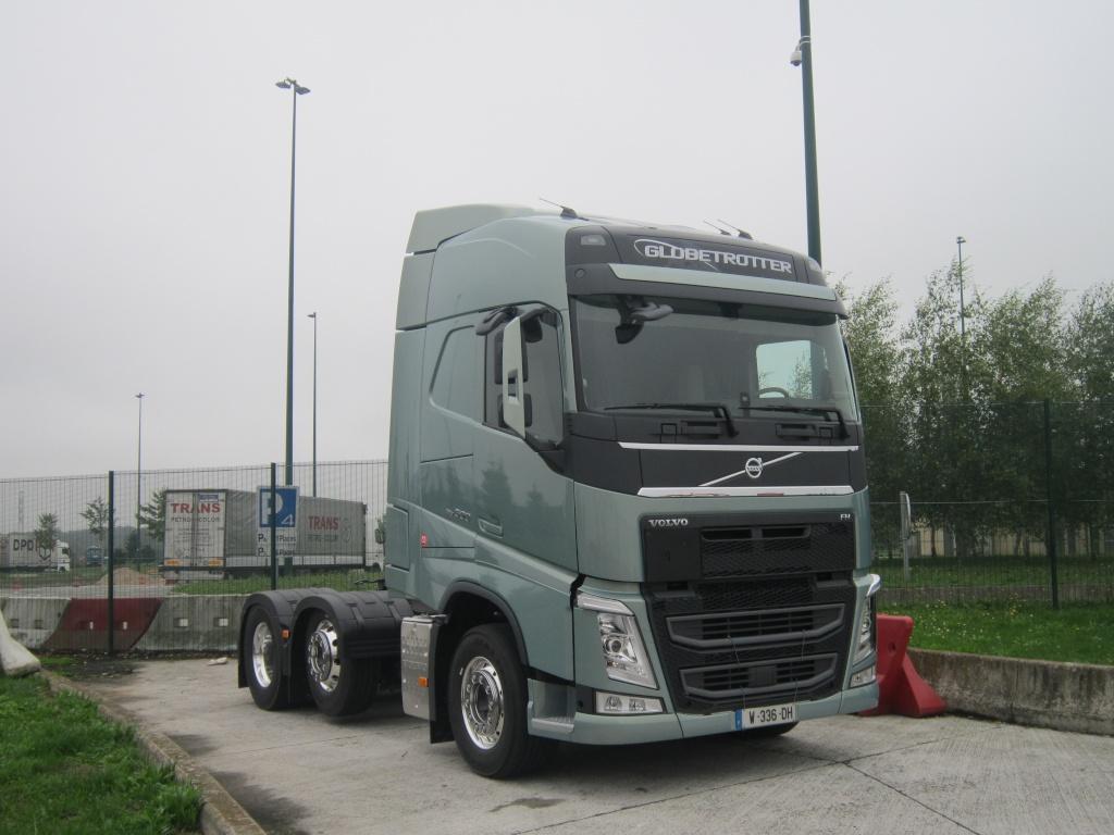 Volvo FH4 (euro 6) Volvo119
