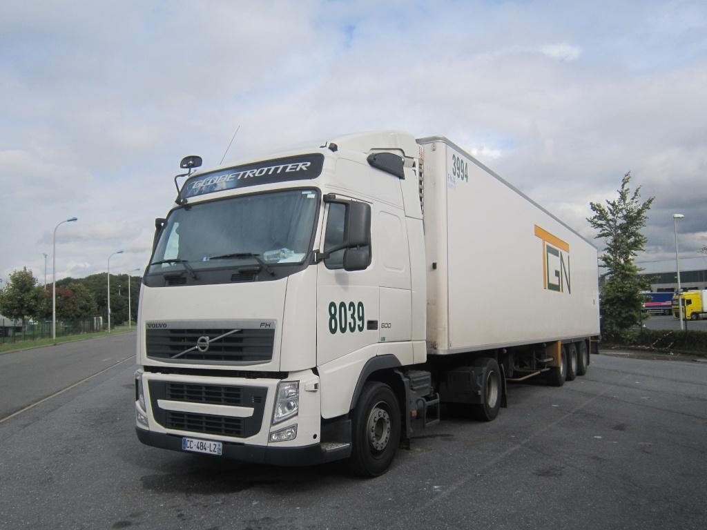 TGN (Transports Gautier Normandie) (Frénouville, 14) Volvo124