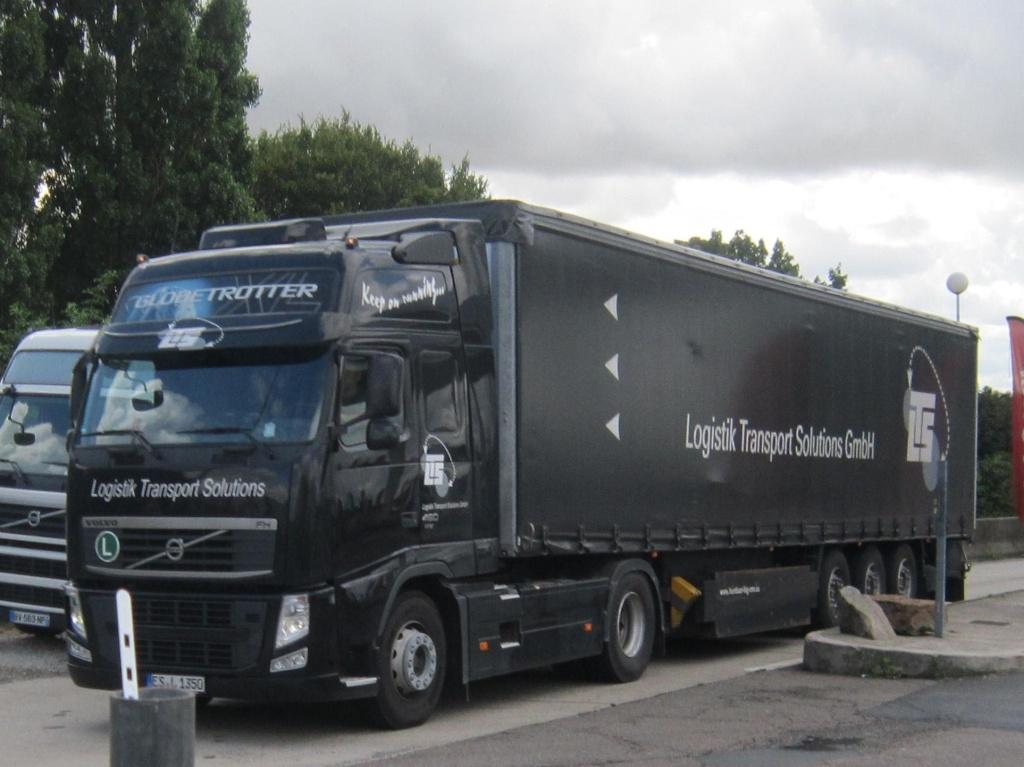 LTS Logistik Transport Solutions.(Stuttgart-Flughafen) Volvo_21