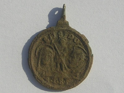 medaille de canonisation st isidore le laboureur XVII eme Medail10