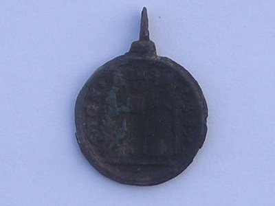 medaille de canonisation st isidore le laboureur XVII eme Medail12