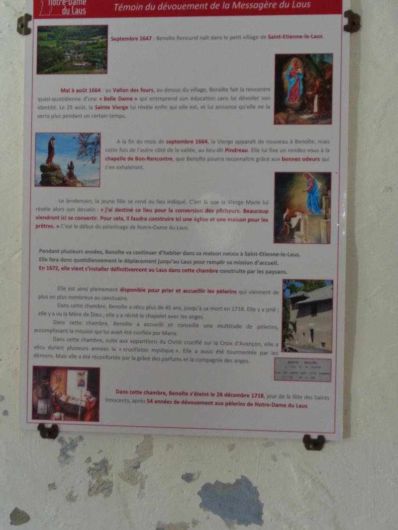 Notre Dame du Laus... et la prière de Benoîte. 02201611