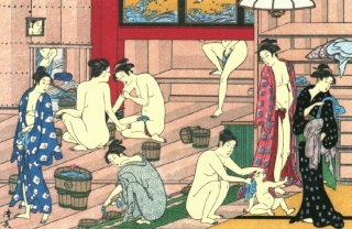 Onsen - Les sources chaudes  Kiyona10