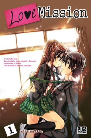[MANGA] Love Mission (Watashi ni XX Shinasai !) Love-m10