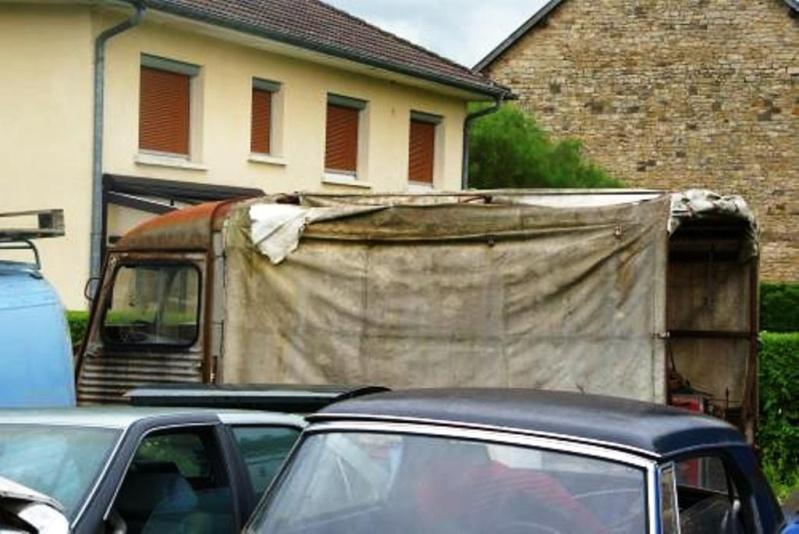 Mes vacances en Haute Marne. Garage10