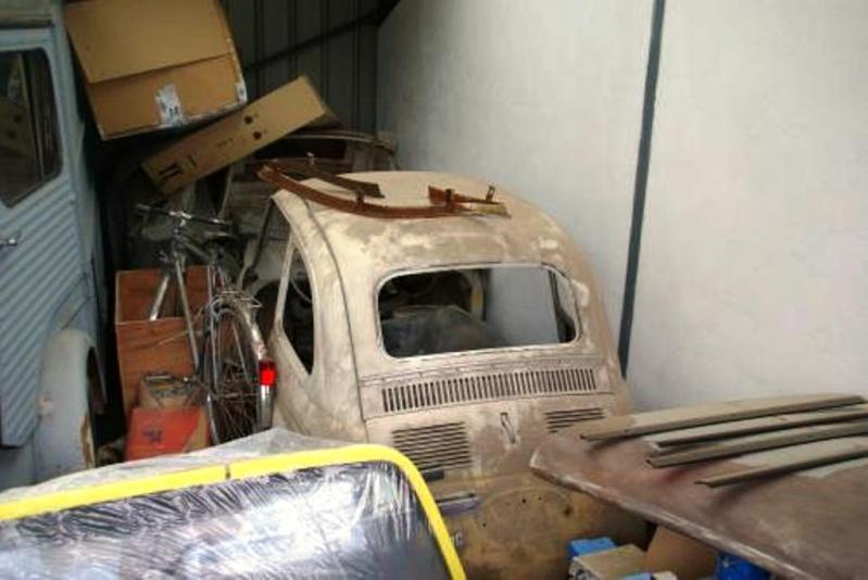 Mes vacances en Haute Marne. Garage16