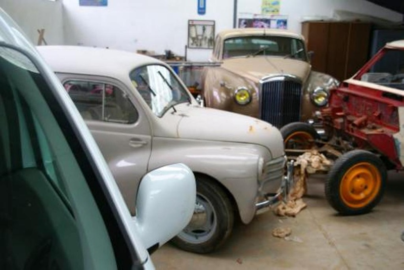 Mes vacances en Haute Marne. Garage17