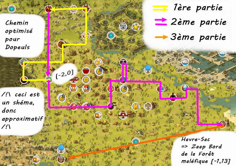 [Tutoriel] Les Dopeuls, c'est rigolo et ça rapporte gros ! Map10