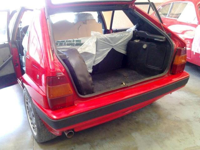 Mon ex Abarth et ma nouvelle Lancia. 10449111