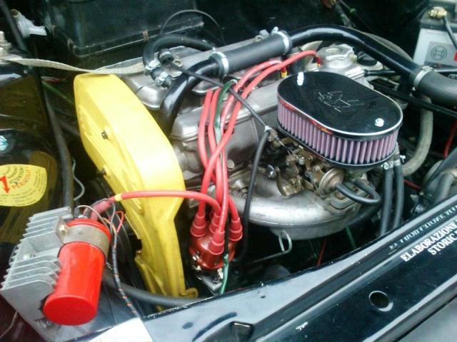 Mon ex Abarth et ma nouvelle Lancia. 53992310