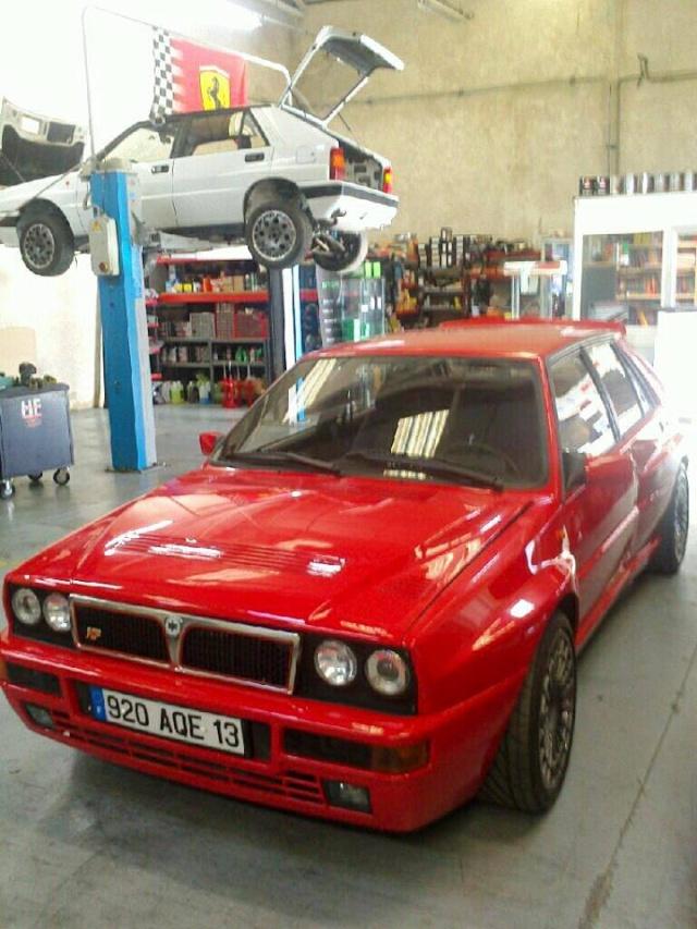 Mon club & garage! 94438810
