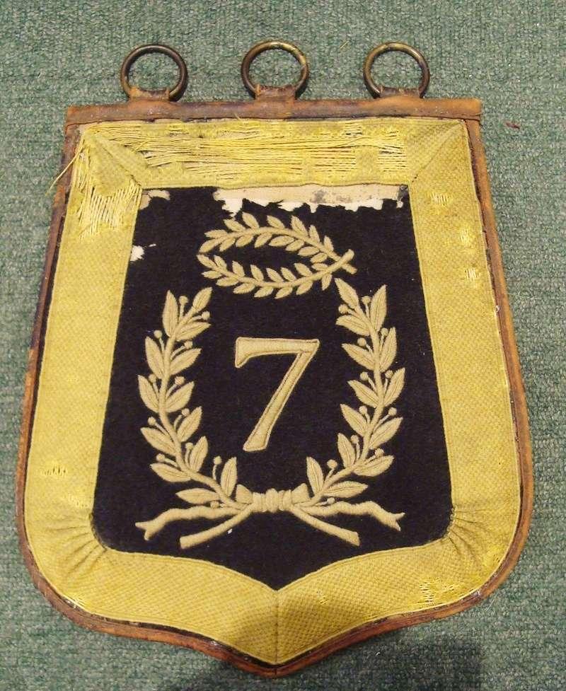 Sabretache de Hussard Dsc02629