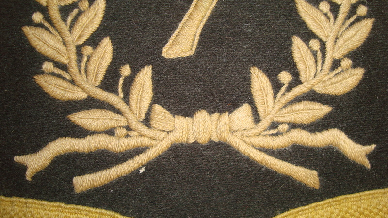 Sabretache de Hussard Dsc02711