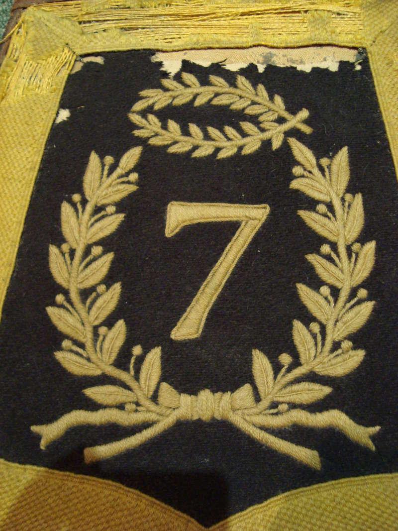 Sabretache de Hussard Dsc03911