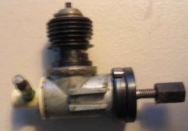Testors plastic crank case engines Testor12