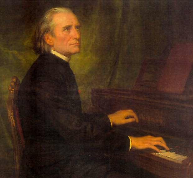 الرابسودى المجرية رقم 6 للبيانو Hungarian Rhapsody No. 6 in D-flat major  من اعمال فرانز ليست  Franz-10