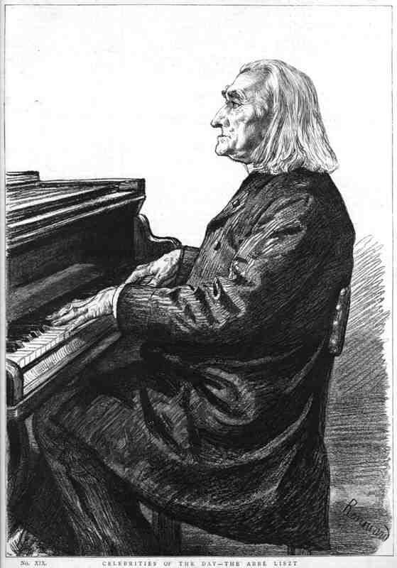 ليبستورام ( احلام الحب) Liebestraum  اشهر اعمال فرانز ليست للبيانو حصريا على اساطين النغم Music-10