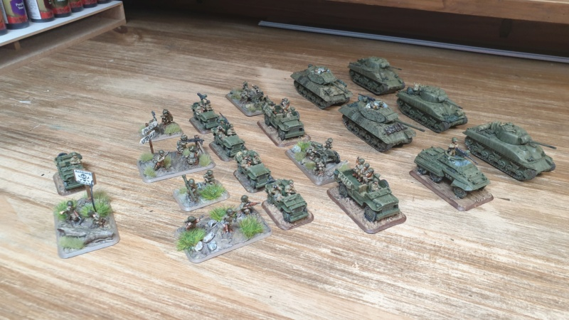 Pour la règle Blitzkrieg Force US débarquement Juin 1944 20200516