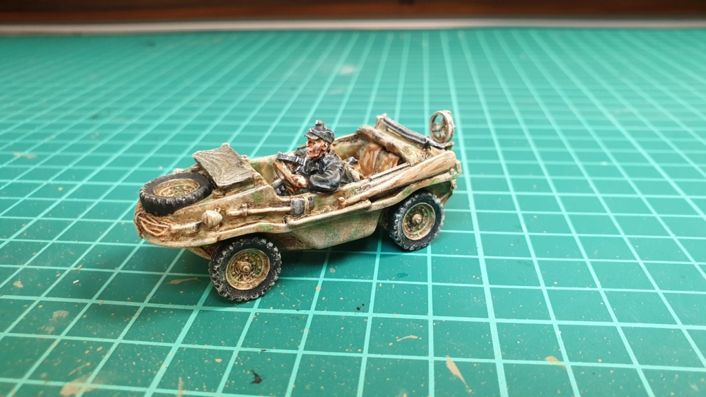 Chain of command / Bolt action 20201114