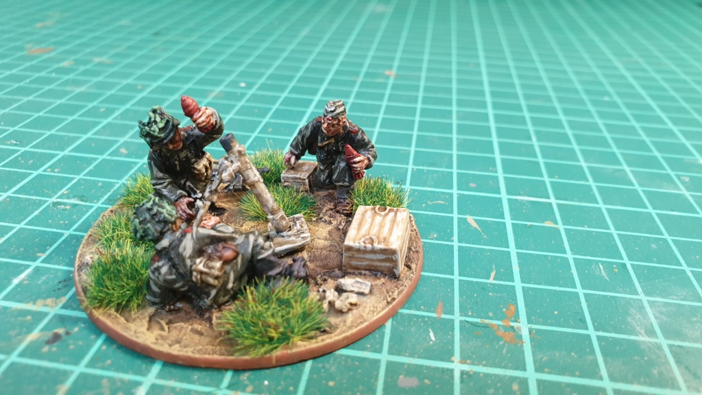 Chain of command / Bolt action 20201117