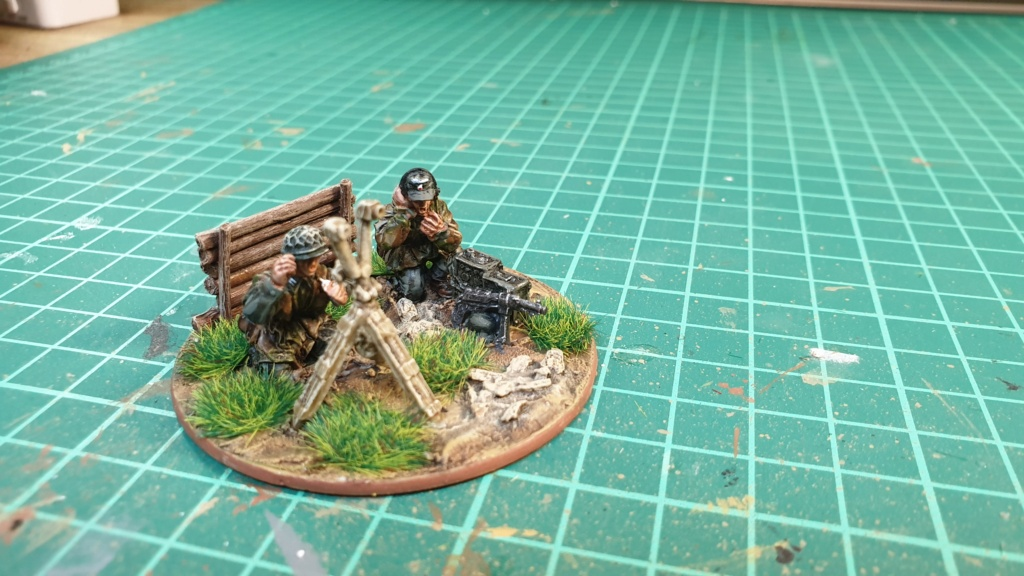 Chain of command / Bolt action 20201120