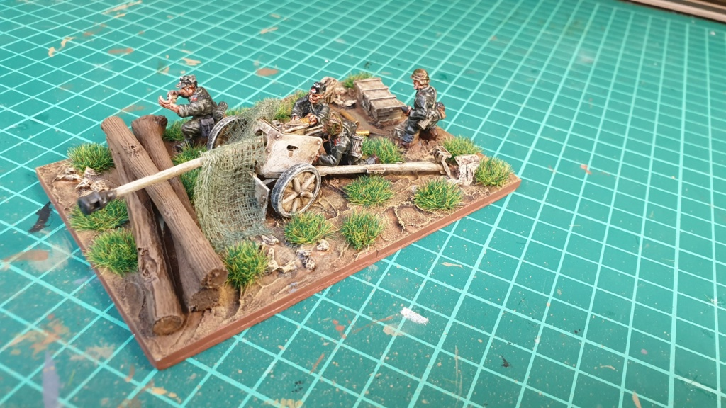 Chain of command / Bolt action 20201121